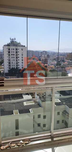 varanda  3. - Apartamento 2 quartos à venda Méier, Rio de Janeiro - R$ 560.000 - TSAP20076 - 15