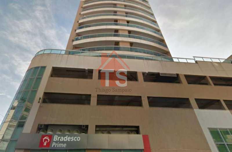fachada condomínio - Apartamento 2 quartos à venda Méier, Rio de Janeiro - R$ 560.000 - TSAP20076 - 18