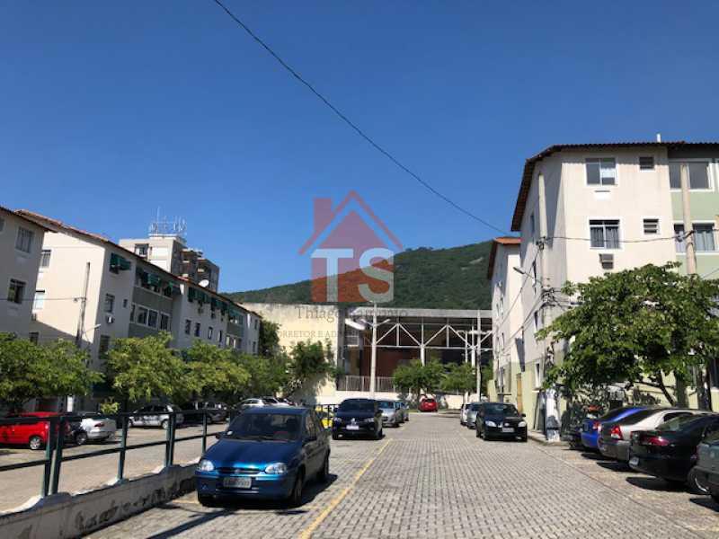 IMG_1028 - Apartamento à venda Rua Conselheiro Ferraz,Lins de Vasconcelos, Rio de Janeiro - R$ 165.000 - TSAP20080 - 17
