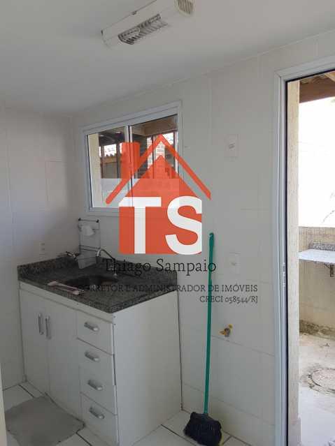 PHOTO-2019-04-12-10-28-15 - Casa em Condomínio à venda Estrada da Cachamorra,Campo Grande, Rio de Janeiro - R$ 195.000 - TSCN20001 - 4