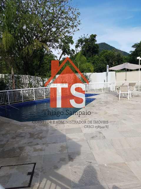 PHOTO-2019-04-12-10-28-25 - Casa em Condomínio à venda Estrada da Cachamorra,Campo Grande, Rio de Janeiro - R$ 195.000 - TSCN20001 - 19