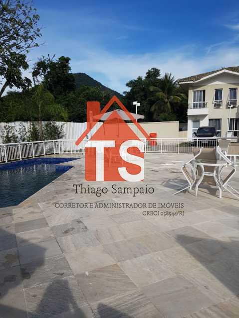 PHOTO-2019-04-12-10-28-26 - Casa em Condomínio à venda Estrada da Cachamorra,Campo Grande, Rio de Janeiro - R$ 195.000 - TSCN20001 - 21