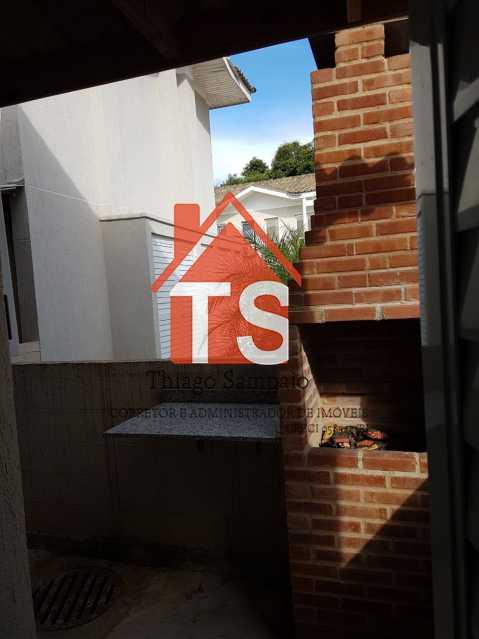 PHOTO-2019-04-12-10-28-17 - Casa em Condomínio à venda Estrada da Cachamorra,Campo Grande, Rio de Janeiro - R$ 195.000 - TSCN20001 - 13