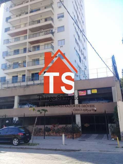 fachada - Apartamento 2 quartos para venda e aluguel Lins de Vasconcelos, Rio de Janeiro - R$ 165.000 - TSAP20083 - 1