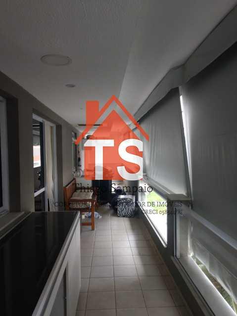 PHOTO-2019-08-20-16-20-24_3 - Apartamento à venda Avenida Dom Hélder Câmara,Engenho de Dentro, Rio de Janeiro - R$ 625.000 - TSAP30066 - 5