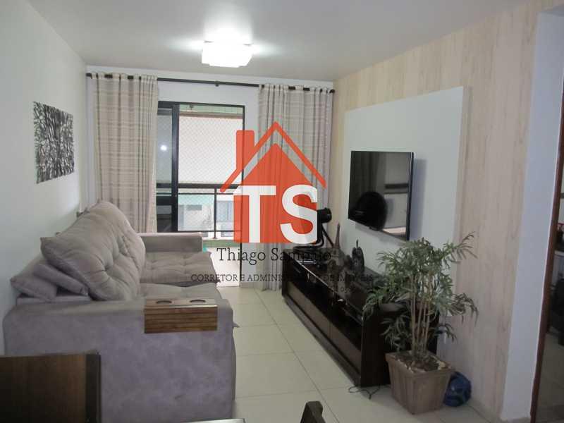 IMG_5203 - Apartamento à venda Rua José Bonifácio,Cachambi, Rio de Janeiro - R$ 580.000 - TSAP40011 - 1