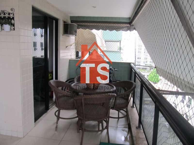IMG_5228 - Apartamento à venda Rua José Bonifácio,Cachambi, Rio de Janeiro - R$ 580.000 - TSAP40011 - 9