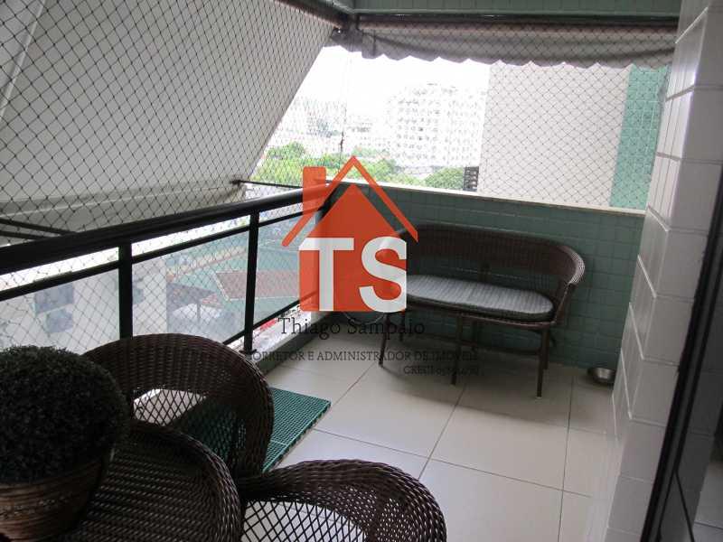 IMG_5231 - Apartamento à venda Rua José Bonifácio,Cachambi, Rio de Janeiro - R$ 580.000 - TSAP40011 - 10