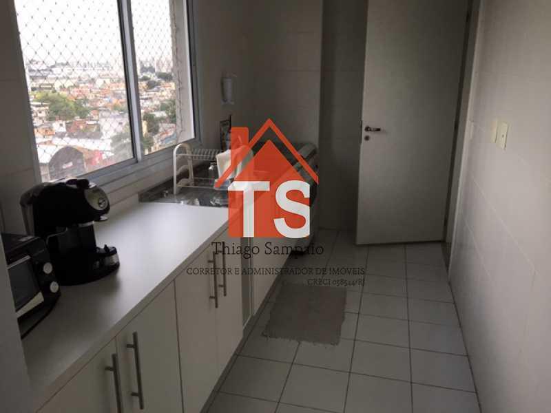 COZINHA AMPLA - Apartamento À VENDA, Pilares, Rio de Janeiro, RJ - TSAP30008 - 3