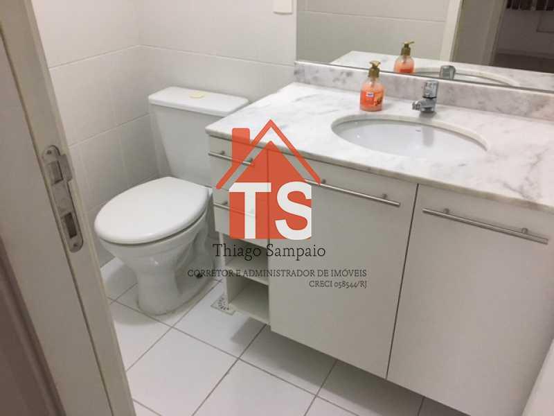BANHEIRO SOCIAL  - Apartamento À VENDA, Pilares, Rio de Janeiro, RJ - TSAP30008 - 4