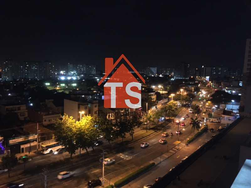 VISTA FRONTAL APARTAMENTO - Apartamento À VENDA, Pilares, Rio de Janeiro, RJ - TSAP30008 - 15