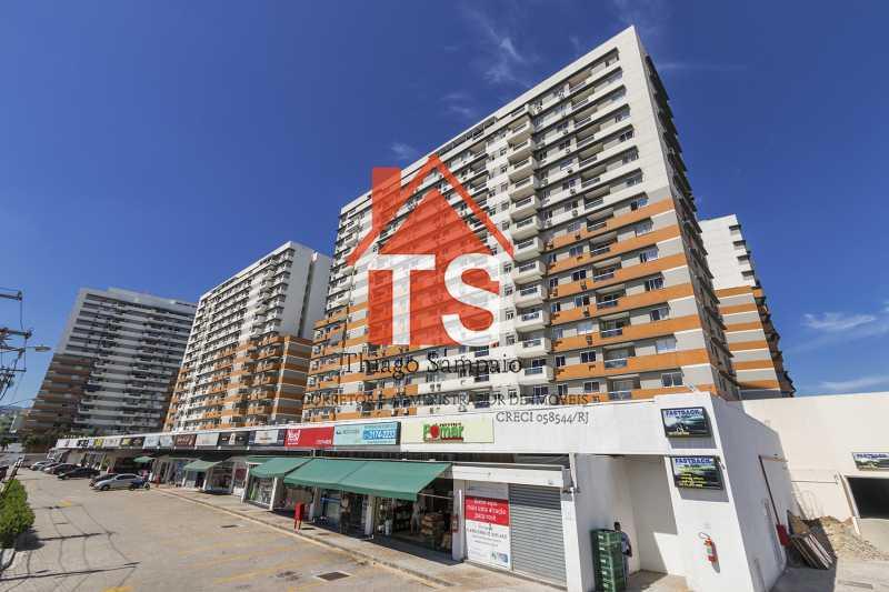 fachada 2 - Apartamento À VENDA, Pilares, Rio de Janeiro, RJ - TSAP30008 - 18