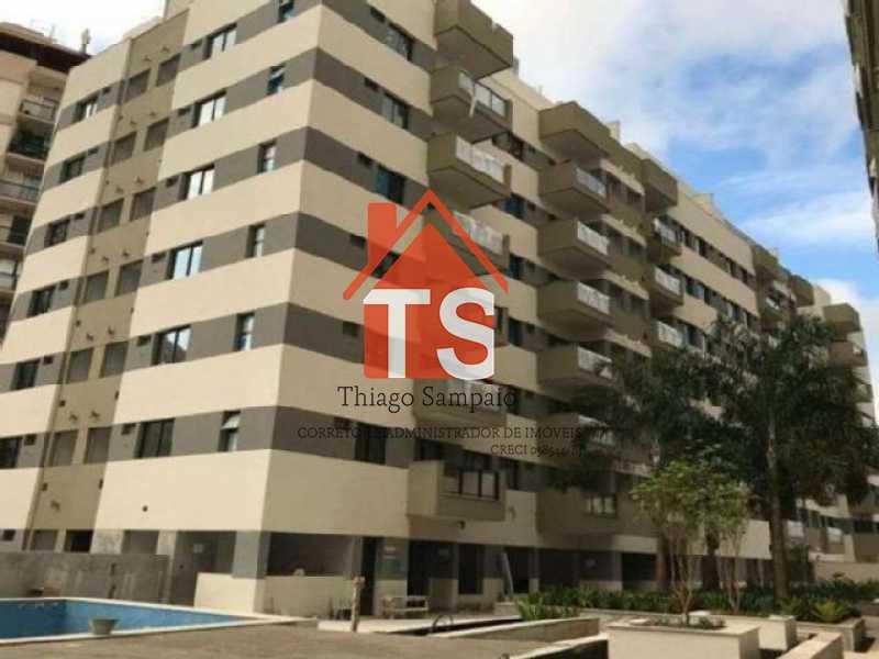 fachada Norte Premium - Apartamento à venda Rua São Brás,Cachambi, Rio de Janeiro - R$ 319.000 - TSAP20125 - 1