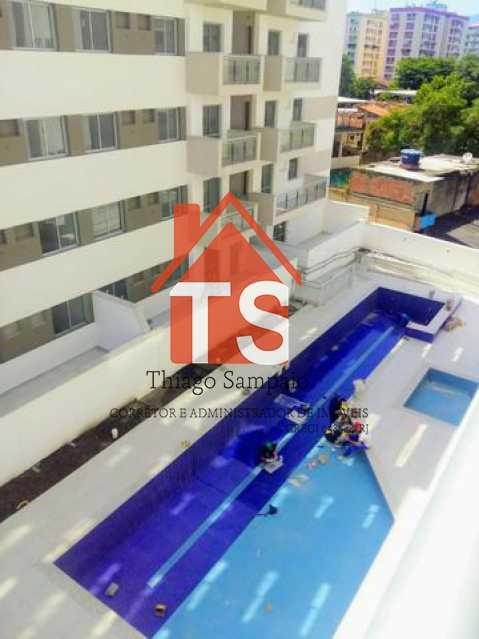 piscina - área de lazer - Apartamento à venda Rua São Brás,Cachambi, Rio de Janeiro - R$ 319.000 - TSAP20125 - 7