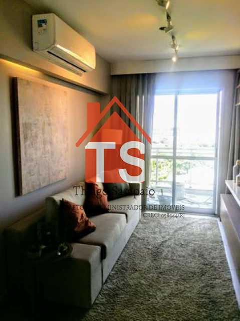sala apt decorado -2 - Apartamento à venda Rua São Brás,Cachambi, Rio de Janeiro - R$ 319.000 - TSAP20125 - 10