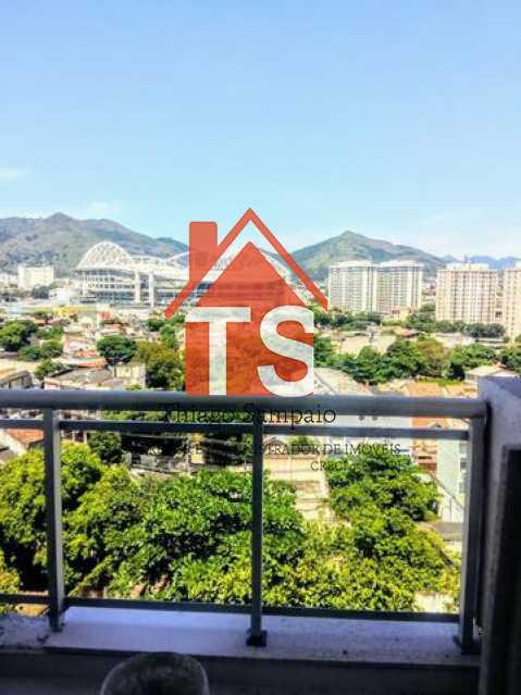 vista apt decorado - Apartamento à venda Rua São Brás,Cachambi, Rio de Janeiro - R$ 319.000 - TSAP20125 - 14