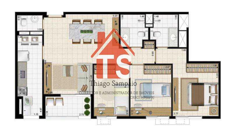 76M² - Apartamento À Venda - Pilares - Rio de Janeiro - RJ - TSAP30009 - 24