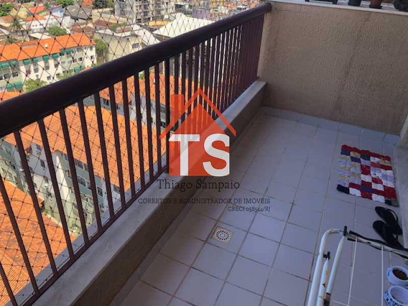 IMG_6372 - Apartamento à venda Rua Conselheiro Ferraz,Lins de Vasconcelos, Rio de Janeiro - R$ 280.000 - TSAP30081 - 6