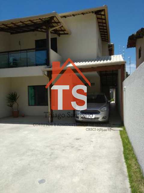 858023004050635 - Casa 3 quartos à venda Extensão do Bosque, Rio das Ostras - R$ 495.000 - TSCA30005 - 3