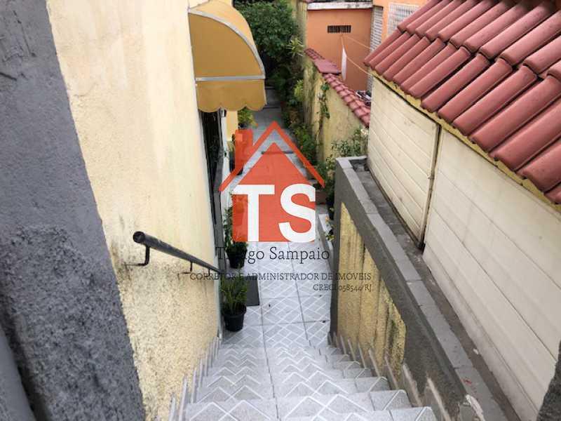 IMG_7408 - Casa de Vila à venda Rua São Brás,Cachambi, Rio de Janeiro - R$ 320.000 - TSCV30004 - 3