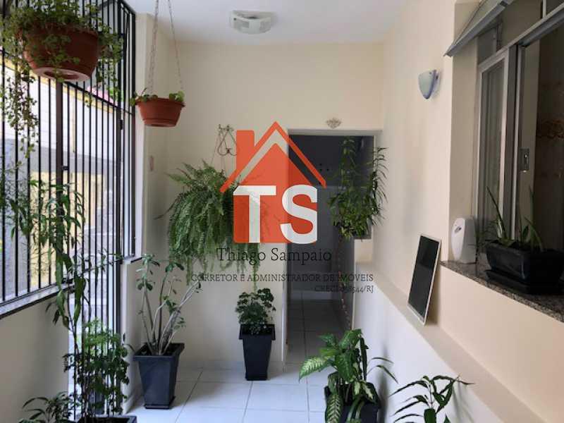 IMG_7411 - Casa de Vila à venda Rua São Brás,Cachambi, Rio de Janeiro - R$ 320.000 - TSCV30004 - 4