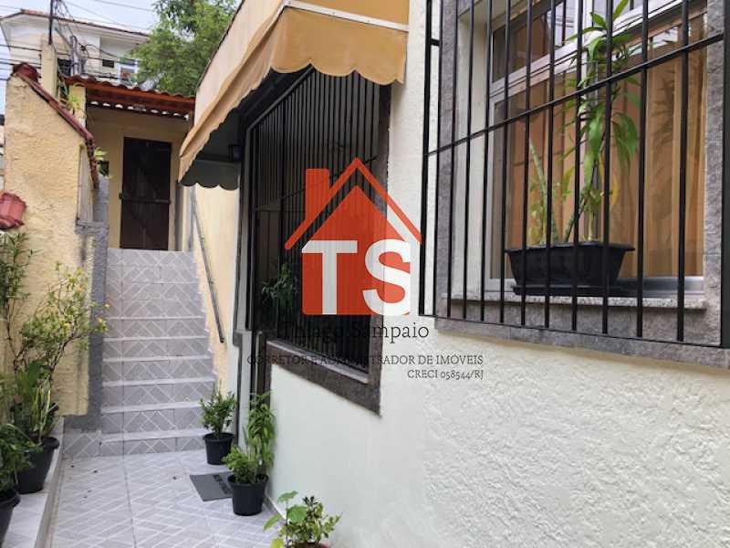 IMG_7409 - Casa de Vila à venda Rua São Brás,Cachambi, Rio de Janeiro - R$ 320.000 - TSCV30004 - 1