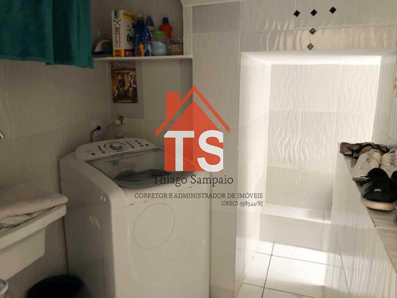 IMG_7412 - Casa de Vila à venda Rua São Brás,Cachambi, Rio de Janeiro - R$ 320.000 - TSCV30004 - 9