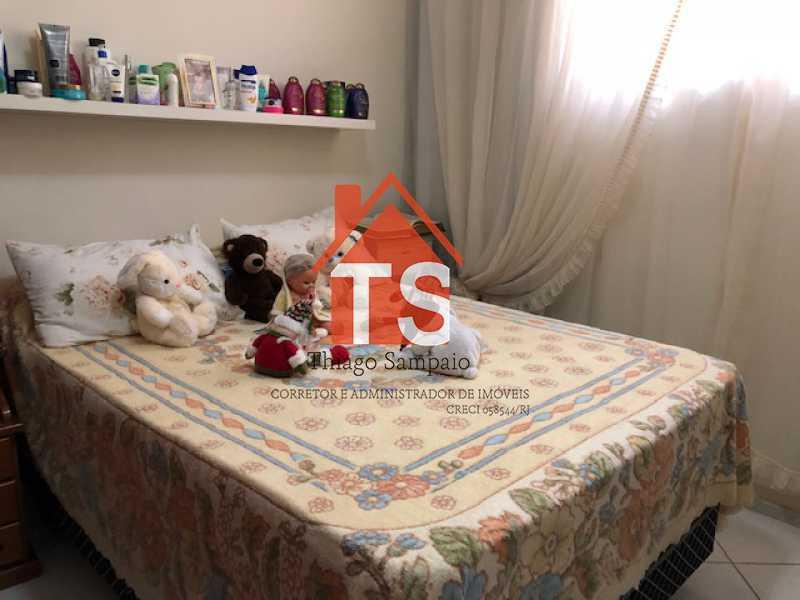 IMG_7436 - Casa de Vila à venda Rua São Brás,Cachambi, Rio de Janeiro - R$ 320.000 - TSCV30004 - 10