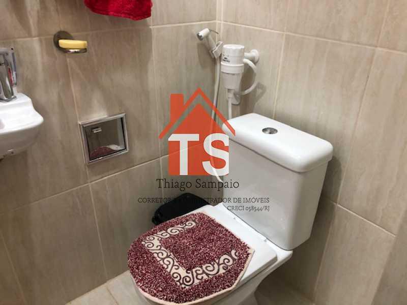 IMG_7439 - Casa de Vila à venda Rua São Brás,Cachambi, Rio de Janeiro - R$ 320.000 - TSCV30004 - 16
