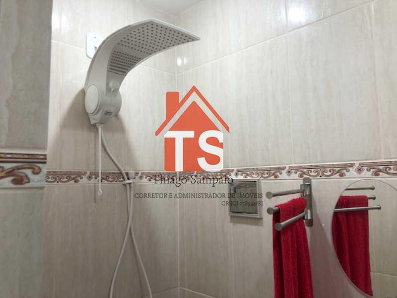 IMG_7441 - Casa de Vila à venda Rua São Brás,Cachambi, Rio de Janeiro - R$ 320.000 - TSCV30004 - 17