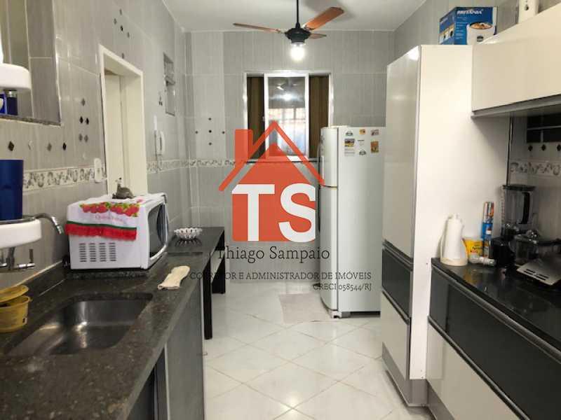 IMG_7430 - Casa de Vila à venda Rua São Brás,Cachambi, Rio de Janeiro - R$ 320.000 - TSCV30004 - 25