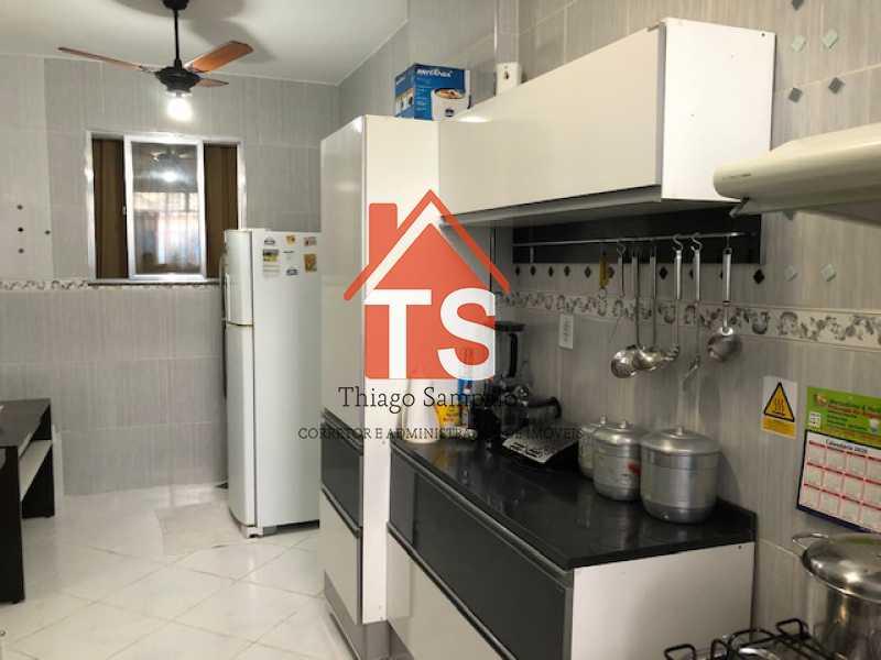 IMG_7431 - Casa de Vila à venda Rua São Brás,Cachambi, Rio de Janeiro - R$ 320.000 - TSCV30004 - 21