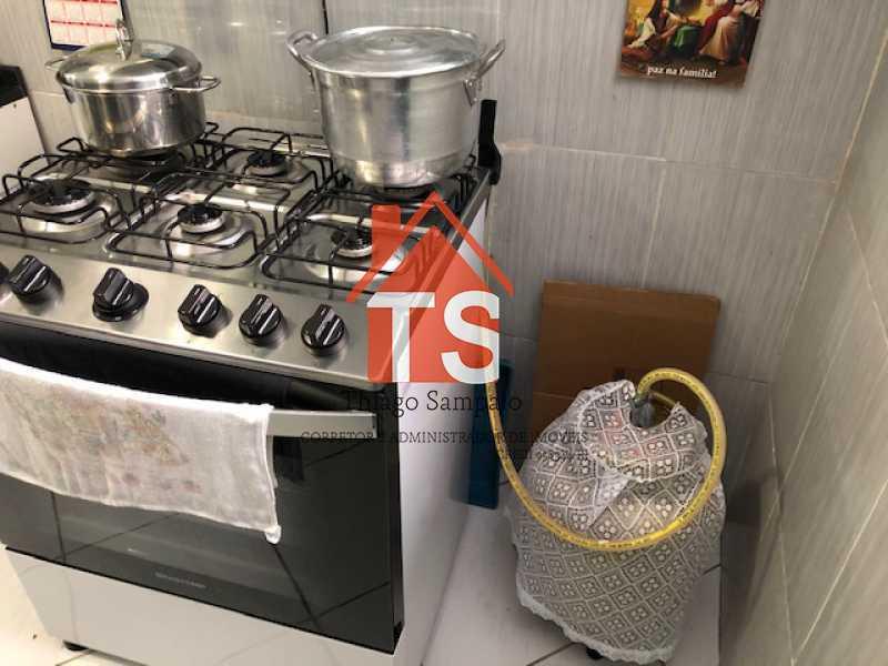 IMG_7432 - Casa de Vila à venda Rua São Brás,Cachambi, Rio de Janeiro - R$ 320.000 - TSCV30004 - 26
