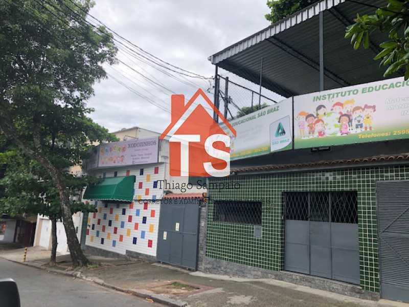 IMG_7453 - Casa de Vila à venda Rua São Brás,Cachambi, Rio de Janeiro - R$ 320.000 - TSCV30004 - 27