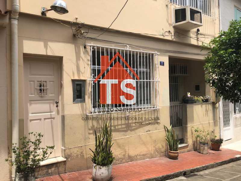 IMG_6580 - Casa de Vila para alugar Rua General Belegarde,Engenho Novo, Rio de Janeiro - R$ 1.300 - TSCV20004 - 1