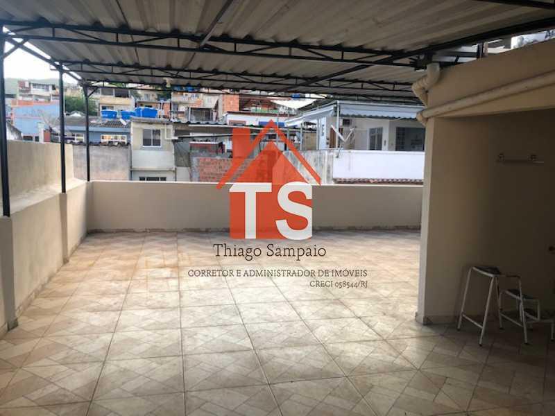IMG_7753 - Casa de Vila para alugar Rua General Belegarde,Engenho Novo, Rio de Janeiro - R$ 1.300 - TSCV20004 - 20