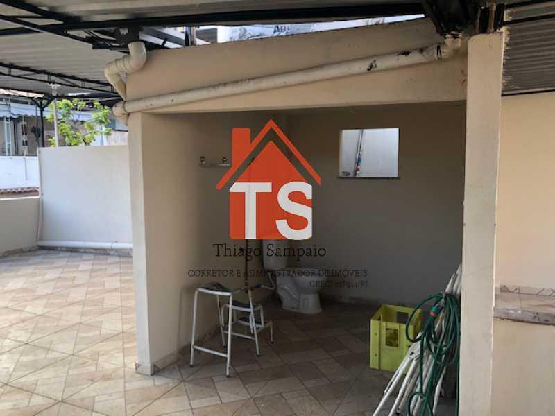 IMG_7754 - Casa de Vila para alugar Rua General Belegarde,Engenho Novo, Rio de Janeiro - R$ 1.300 - TSCV20004 - 21