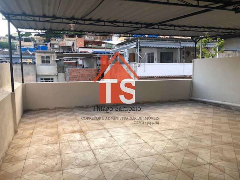 IMG_7755 - Casa de Vila para alugar Rua General Belegarde,Engenho Novo, Rio de Janeiro - R$ 1.300 - TSCV20004 - 22