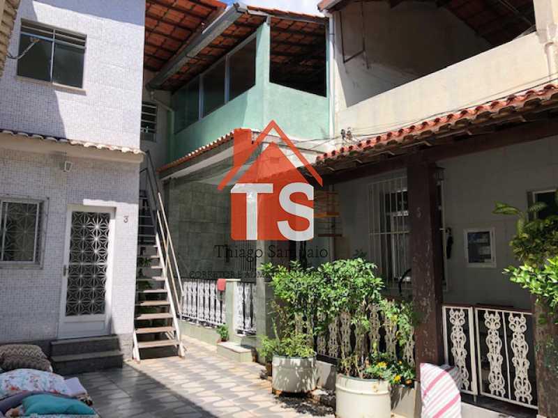 IMG_7863 - Casa de Vila à venda Rua Camarista Meier,Engenho de Dentro, Rio de Janeiro - R$ 300.000 - TSCV20005 - 1
