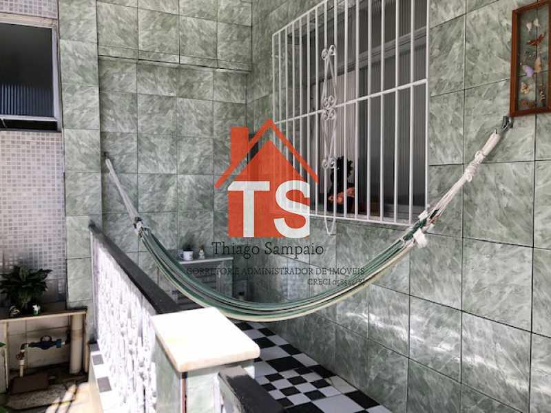 IMG_7867 - Casa de Vila à venda Rua Camarista Meier,Engenho de Dentro, Rio de Janeiro - R$ 300.000 - TSCV20005 - 3
