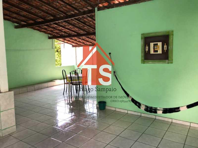 IMG_7900 - Casa de Vila à venda Rua Camarista Meier,Engenho de Dentro, Rio de Janeiro - R$ 300.000 - TSCV20005 - 27