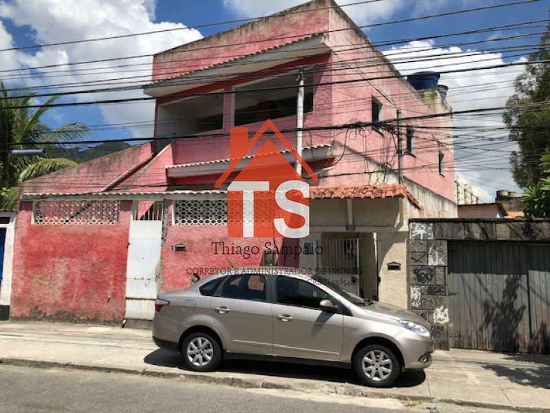 IMG_7909 - Casa de Vila à venda Rua Camarista Meier,Engenho de Dentro, Rio de Janeiro - R$ 300.000 - TSCV20005 - 30