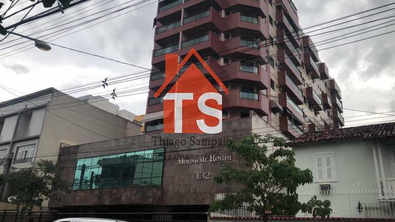 fachada - Cobertura à venda Rua Vilela Tavares,Méier, Rio de Janeiro - R$ 790.000 - TSCO30008 - 1