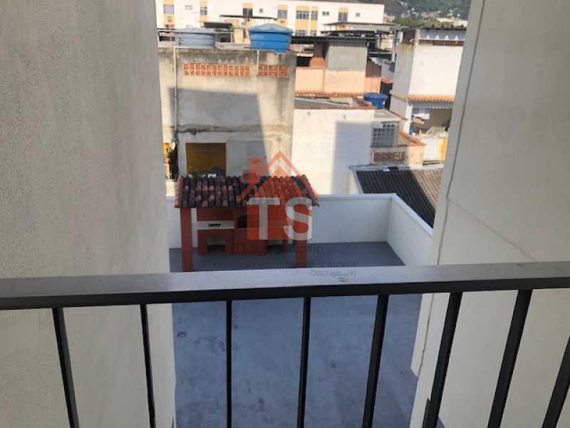 IMG_0385 - Apartamento à venda Rua Francisco Fragoso,Encantado, Rio de Janeiro - R$ 290.000 - TSAP20162 - 17