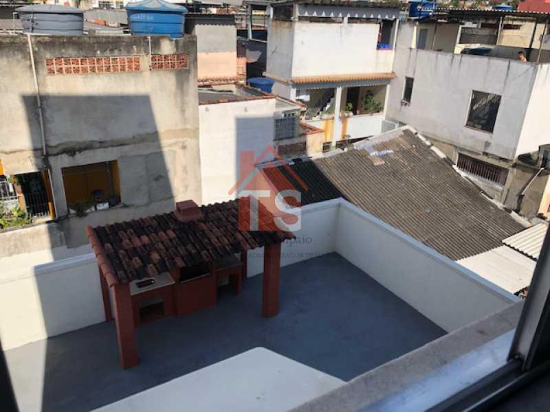 IMG_0402 - Apartamento à venda Rua Francisco Fragoso,Encantado, Rio de Janeiro - R$ 290.000 - TSAP20162 - 27