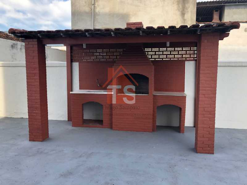 IMG_0432 - Apartamento à venda Rua Francisco Fragoso,Encantado, Rio de Janeiro - R$ 260.000 - TSAP20162 - 30