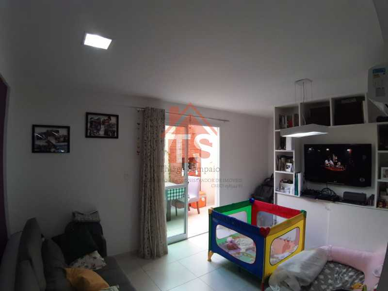 0e61153e-f142-4662-94e8-64d718 - Casa de Vila 3 quartos à venda Todos os Santos, Rio de Janeiro - R$ 475.000 - TSCV30005 - 1
