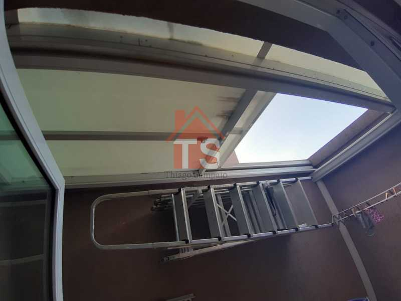 0f15cbd8-eb90-4719-b35e-ae93e6 - Casa de Vila 3 quartos à venda Todos os Santos, Rio de Janeiro - R$ 475.000 - TSCV30005 - 4