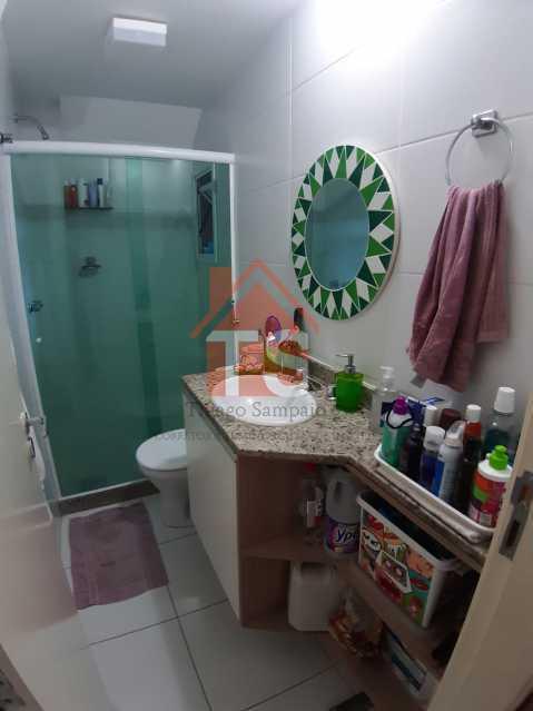 5e92a764-694b-400e-a703-c70317 - Casa de Vila 3 quartos à venda Todos os Santos, Rio de Janeiro - R$ 475.000 - TSCV30005 - 5