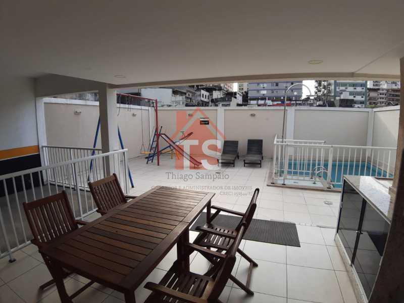 044e901e-8b41-431e-8e00-42f0cf - Casa de Vila 3 quartos à venda Todos os Santos, Rio de Janeiro - R$ 475.000 - TSCV30005 - 8